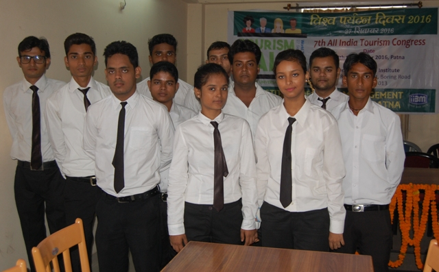 Hotel Management Students